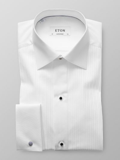 Eton Contemporary fit smokingskjorte-0