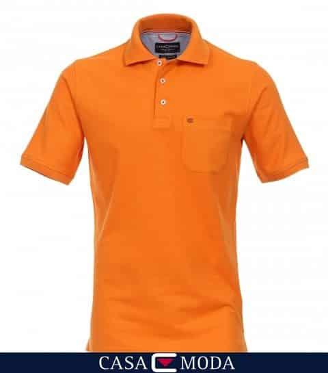 casamoda polo orange
