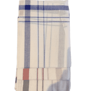 6pak lommetørklæde strib